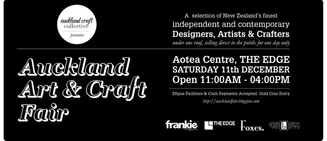 Auckland Art & Craft Fair