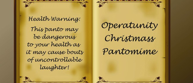 Operatunity Christmas Pantomime
