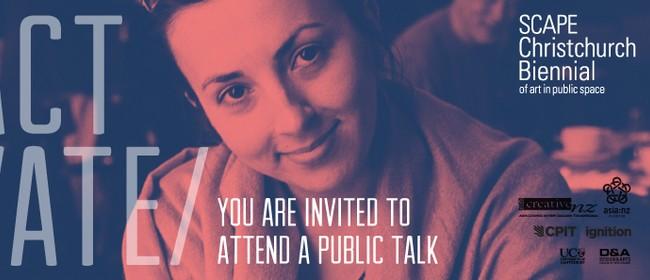 SCAPE Public Talk: Biljana Ciric