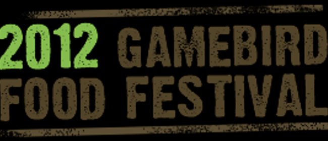 Gamebird Food Festival
