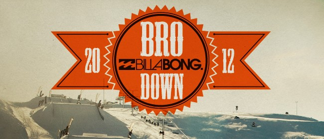 Billabong Bro Down 2012