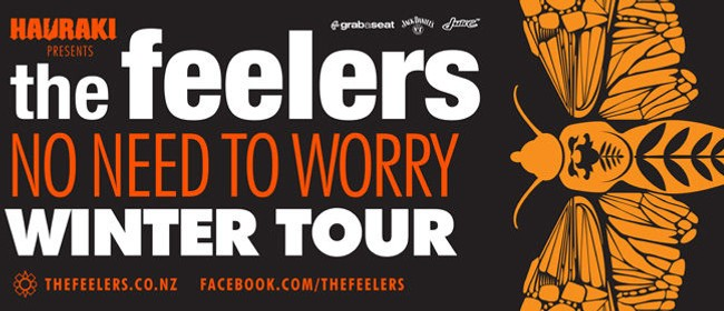 The Feelers - No Need To Worry Tour