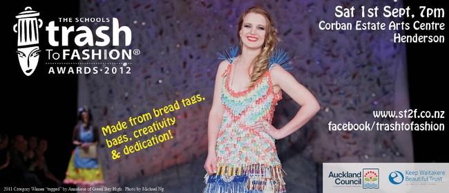 Schools Trash to Fashion Showcase
