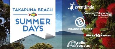 Takapuna Beach Summer Days Festival