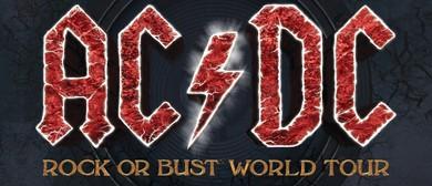 AC/DC Rock Or Bust Tour