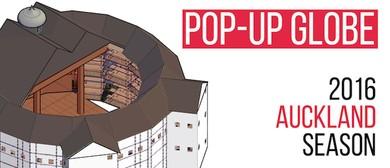 Pop-up Globe Theatre