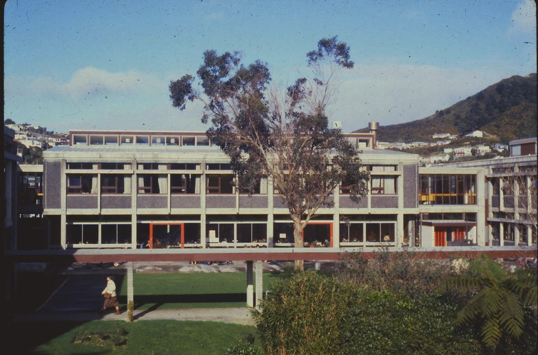 Teachers' College, Karori, Wellington, New Zealand