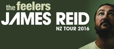 James Reid NZ Tour 2016