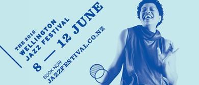 Wellington Jazz Festival 2016