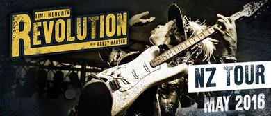 The Hendrix Revolution NZ Tour