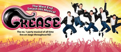 Grease - 25 City National Tour