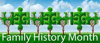 New Zealand Family History Month