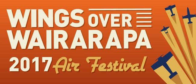 Wings Over Wairarapa Air Festival 2017