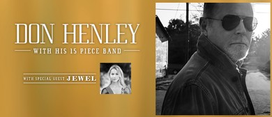 Don Henley NZ Tour with Special Guest Jewel