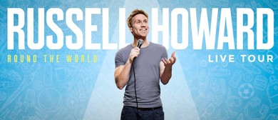 Russell Howard Round the World Tour 2017
