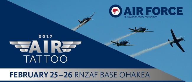 Royal New Zealand Air Force 2017 Air Tattoo